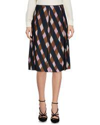 Siyu - Knee Length Skirt - Lyst
