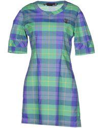 Love Moschino - Short Dress - Lyst