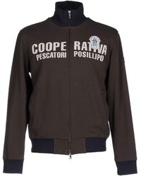Cooperativa Pescatori Posillipo - Sweatshirt - Lyst