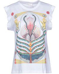 Chloé - T-shirt - Lyst