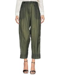 Jucca - Casual Trousers - Lyst