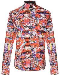 Frankie Morello - Shirt - Lyst