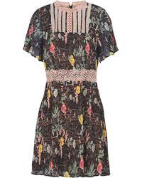 Foxiedox - Short Dress - Lyst
