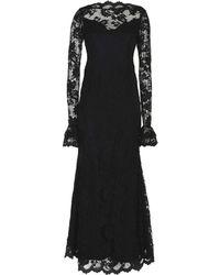 Balensi - Long Dress - Lyst