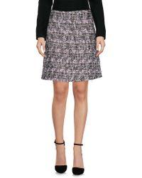 Giamba - Knee Length Skirts - Lyst
