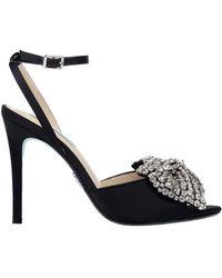 Betsey Johnson - Sandals - Lyst