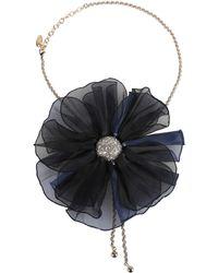 Lanvin Necklace - Black