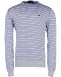 Harmont & Blaine - Crewneck Sweater - Lyst