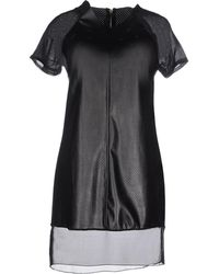 MNML Couture - Short Dress - Lyst