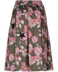 Saucony - 3/4 Length Skirt - Lyst