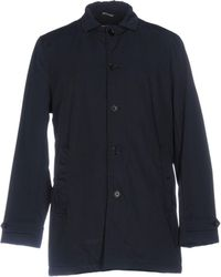 AT.P.CO - Overcoat - Lyst