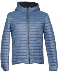 Bomboogie - Synthetic Down Jacket - Lyst