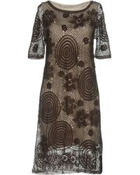 Alpha Massimo Rebecchi | Short Dress | Lyst