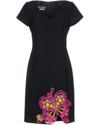 Boutique Moschino - Short Dress - Lyst