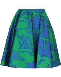 Paule Ka - Knee Length Skirt - Lyst
