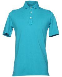 Fedeli - Polo Shirts - Lyst