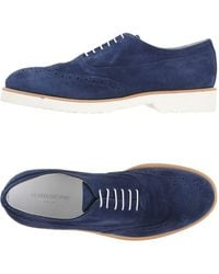 Alberto Guardiani - Lace-up Shoes - Lyst