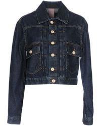 People - (+) People Denim Outerwear - Lyst
