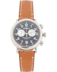 Shinola - Wrist Watch - Lyst