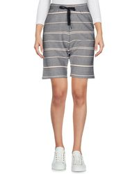Ichi - Bermuda Shorts - Lyst