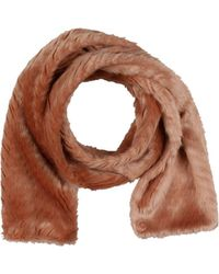 Maison Scotch - Oblong Scarf - Lyst