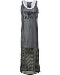 BOY London - Long Dresses - Lyst