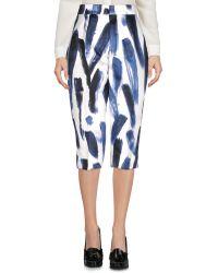 Dolce & Gabbana - 3/4-length Trousers - Lyst