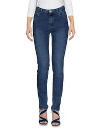 American Vintage - Denim Pants - Lyst