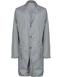 Jil Sander Overcoat - Gray