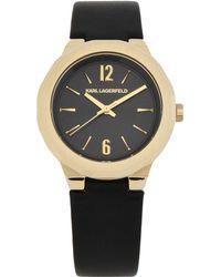 Karl Lagerfeld - Wrist Watch - Lyst