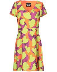 Boutique Moschino Short Dress - Orange