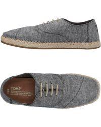 TOMS - Zapatos de cordones - Lyst