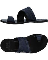 Fabiano Ricci - Toe Strap Sandals - Lyst