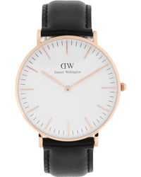 Daniel Wellington Wrist Watch - White
