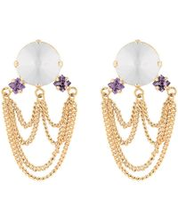 Sharra Pagano - Earrings - Lyst