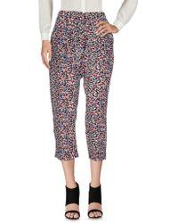 Marni - 3/4-length Trousers - Lyst