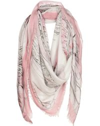 Ottod'Ame | Square Scarf | Lyst