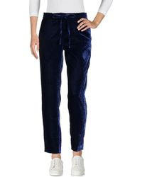 I Blues - Casual Trouser - Lyst