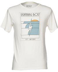 Lightning Bolt - T-shirts - Lyst