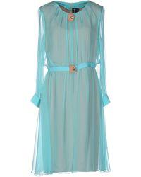 Fontana Couture - Knee-length Dress - Lyst