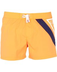 Guess - Swimming Trunks - Lyst