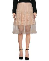 Rodarte - Knee Length Skirt - Lyst