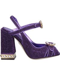 Dolce & Gabbana - Sandali 'Bette 105' - Lyst