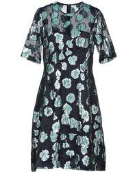 Lela Rose - Knielanges Kleid - Lyst