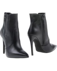 Alessandro Dell'acqua - Ankle Boots - Lyst