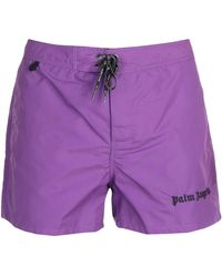Palm Angels - Swimming Trunks - Lyst