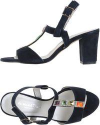 La Via Del Mare - Sandals - Lyst
