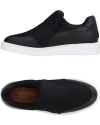 SELECTED - Low-tops & Trainers - Lyst