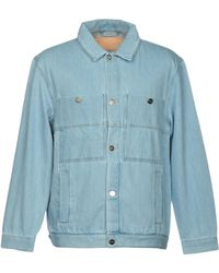 Etudes Studio - Denim Outerwear - Lyst