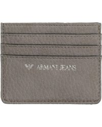 Armani Jeans - Document Holders - Lyst